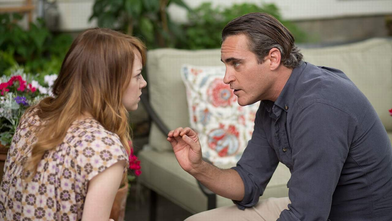 Irrational Man Blu-ray Review