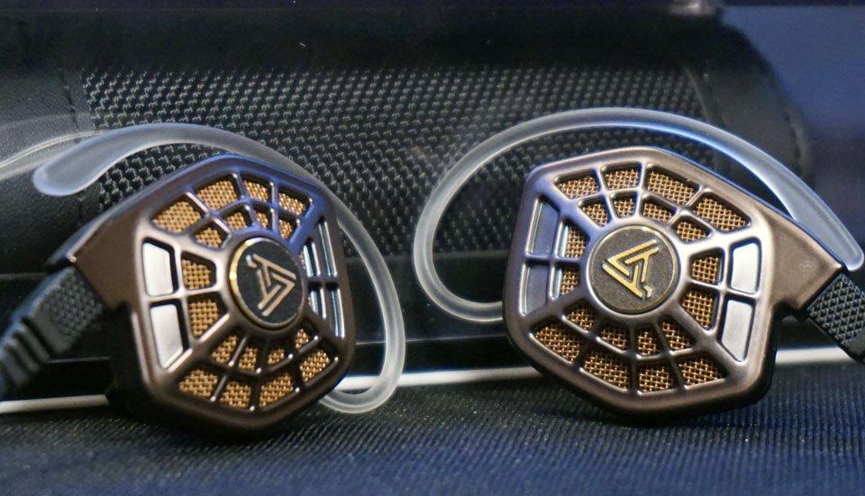 Audeze iSine 20 in-ear planar-magnetic headphones