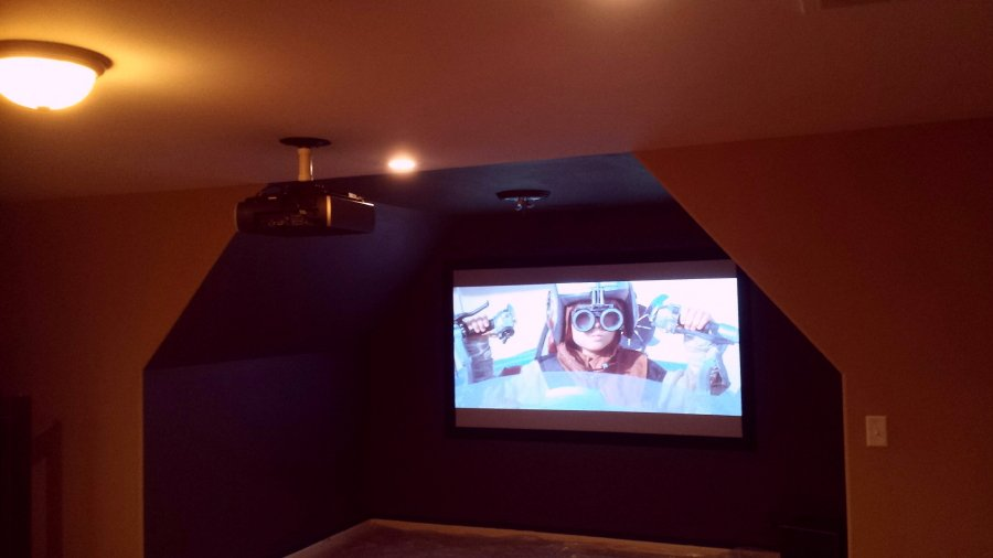 Easy Ambient Light Rejecting Screen Paint - Page 2 - AVS