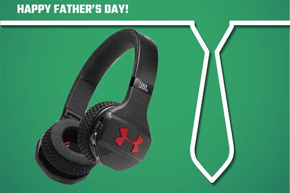 Father's Day Sale! Save up to 80% off on Headphones, Wireless Speakers