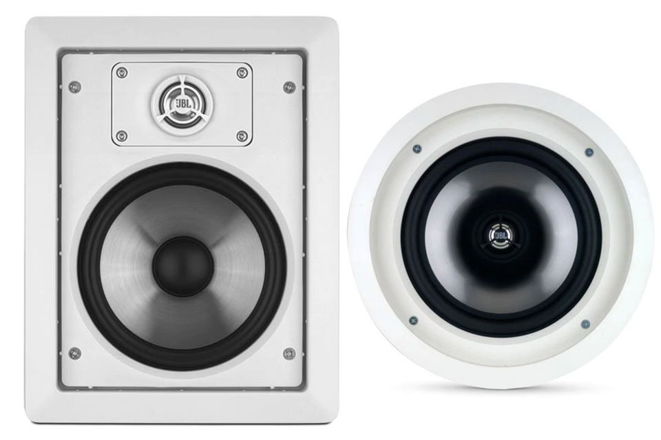 Father's Day Savings on JBL In-Wall and In-Ceiling Speakers