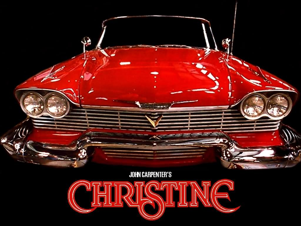 Christine Blu-ray Review