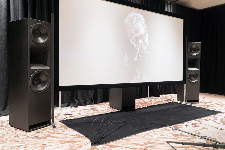 JTR Speakers Noesis 215RT 7-Channel Home Theater System: Best of ...
