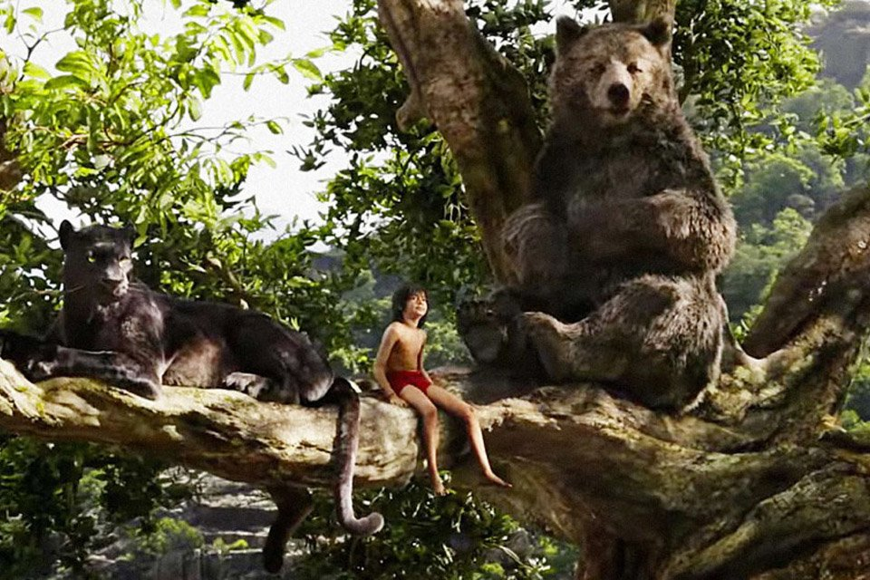 Jungle book 3d review