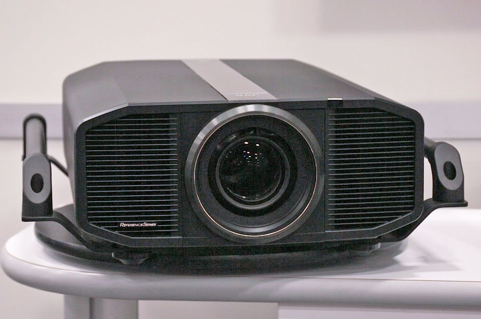 JVC DLA-RS4500 4K Projector at CEDIA 2016