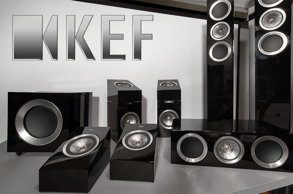 KEF R Series 5.1.4 Dolby Atmos Speaker System Review