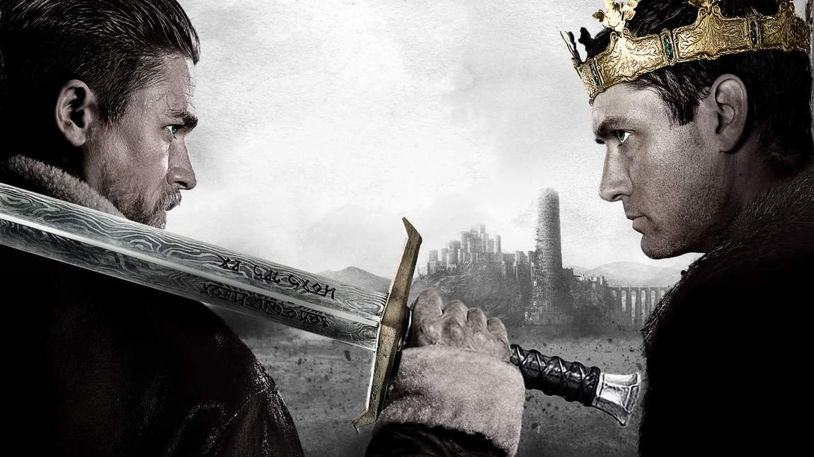 King Arthur: Legend of the Sword Blu-ray Review