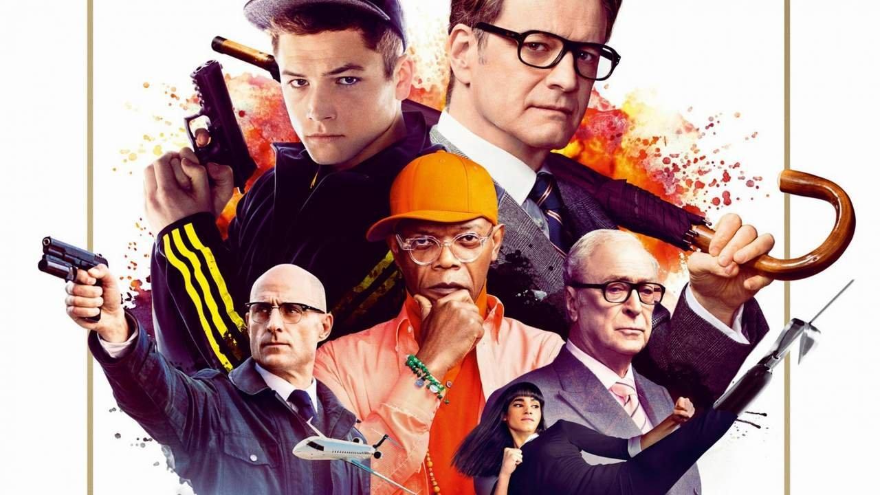 Kingsman: The Secret Service Ultra HD Blu-ray Review