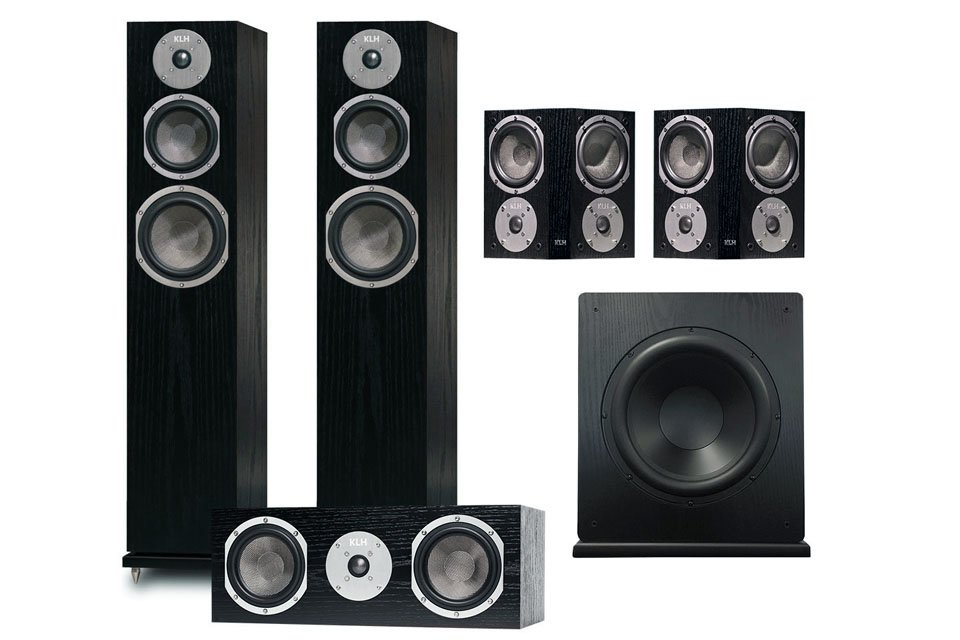 Father's Day Deal: 20% Off KLH Speakers
