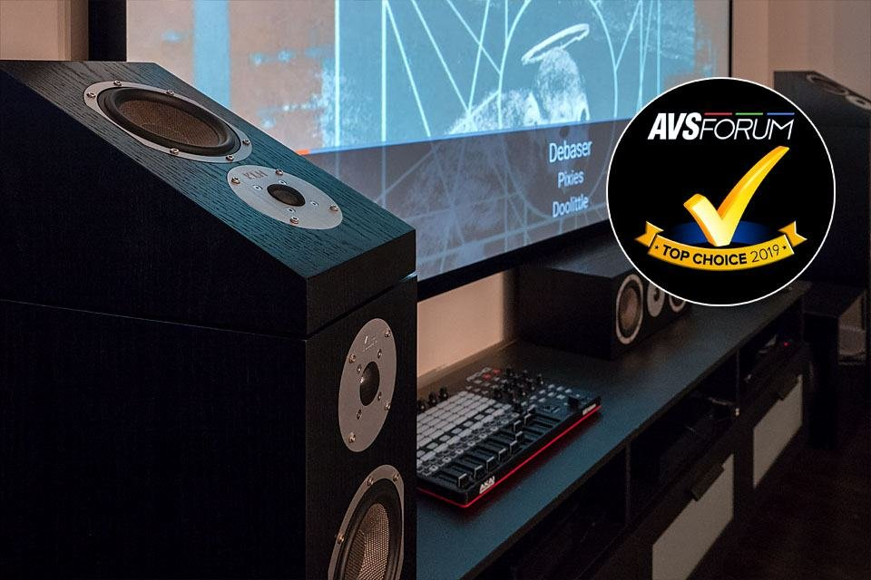 KLH 7 2 4 Speaker System Review: Full Immersion - AVSForum com