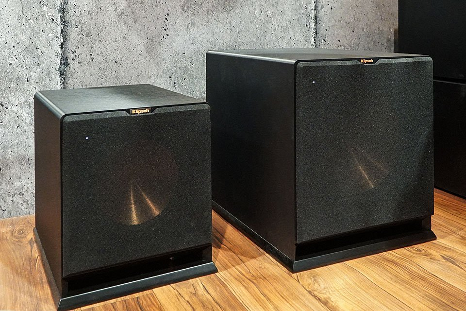 Klipsch Bluetooth Subwoofers