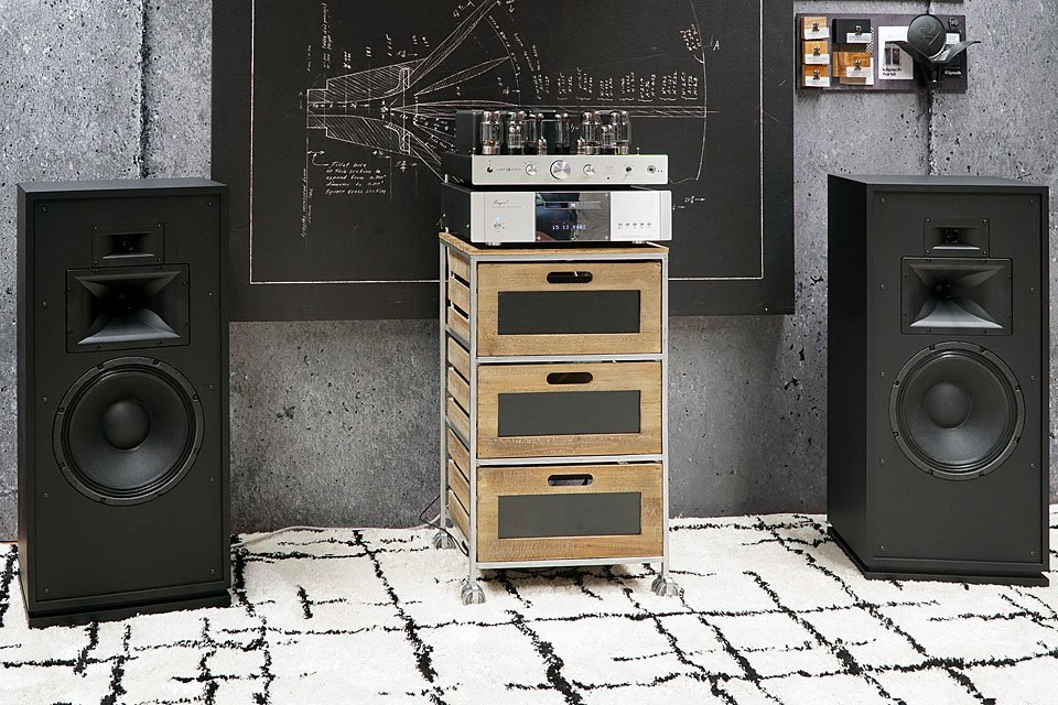Klipsch Releases New Forte III Heritage Series Speakers