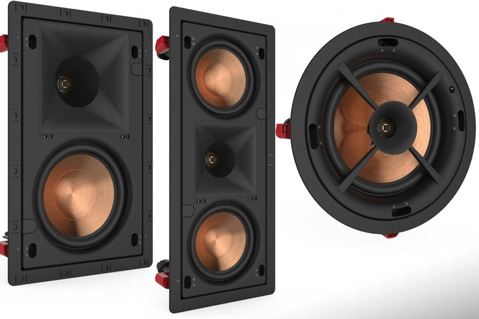 Klipsch Announces Professional Series Reference Premiere Architectural Speakers