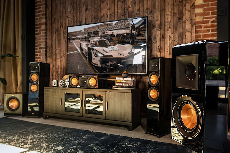 Klipsch Reference Premiere Speakers Refresh Debuts