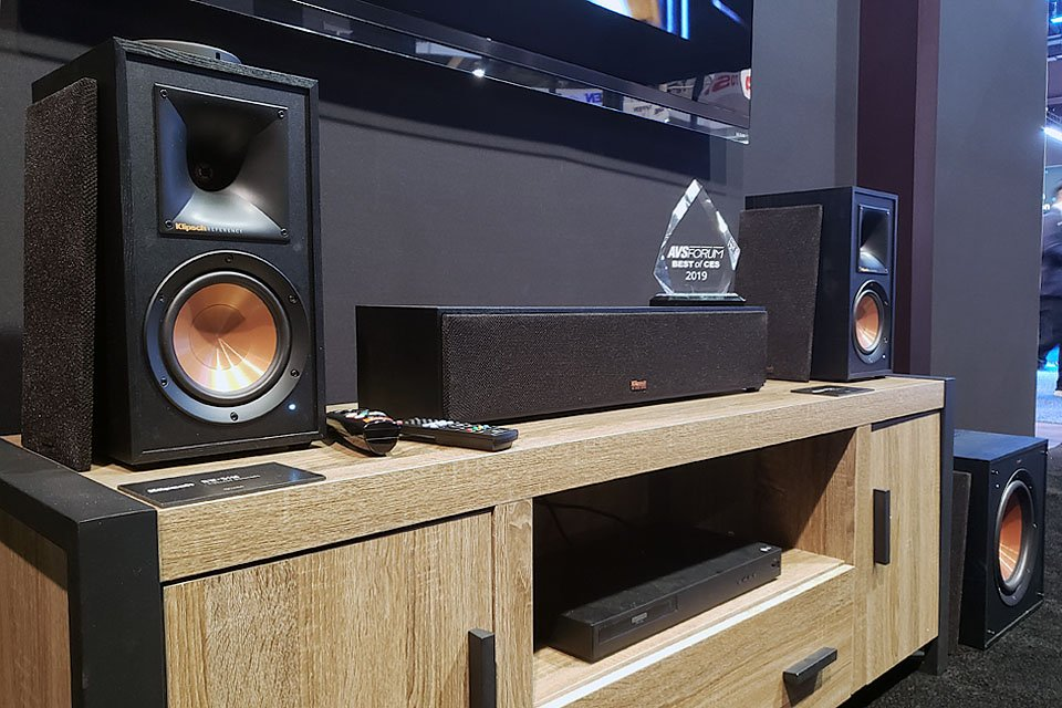Klipsch Unveils Reference Wireless WiSA Speakers – Best of CES 2019