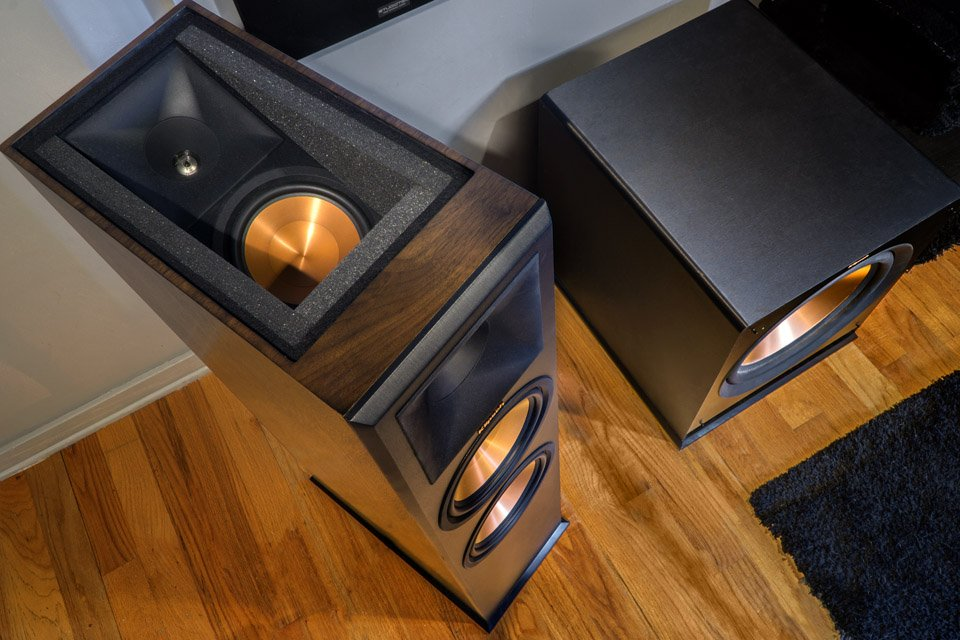 Klipsch RP-280FA 7.2.4 Dolby Atmos-Enabled Speaker System Review