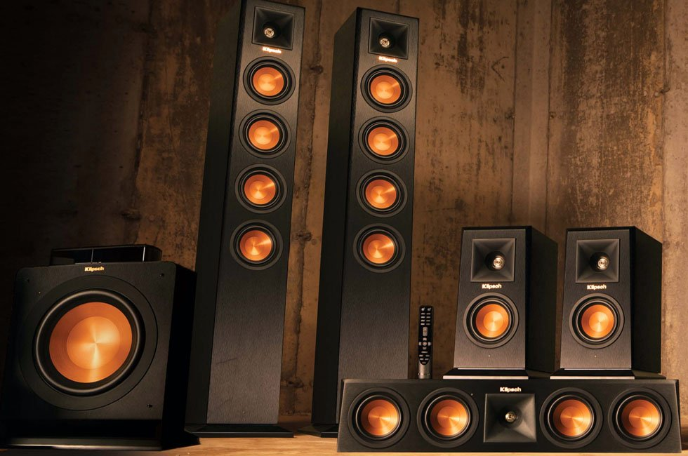 Klipsch WiSA Reference Premiere HD Speakers
