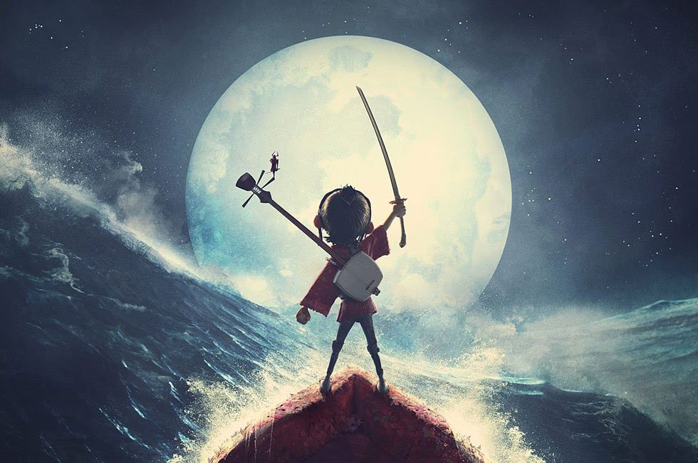 Kubo and the Two Strings in Dolby Vision HDR and Atmos Sound