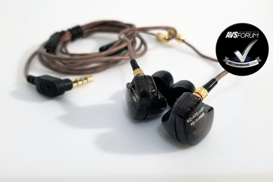 Review: Are KZ ATE $13 IEM Earphones Any Good?