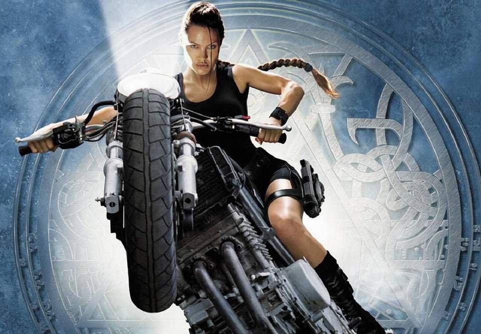 Lara Croft Tomb Raider Ultra Hd Blu Ray Review Avs Forum
