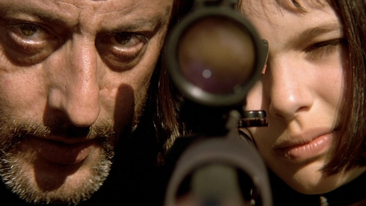 Leon: The Professional Blu-ray Review