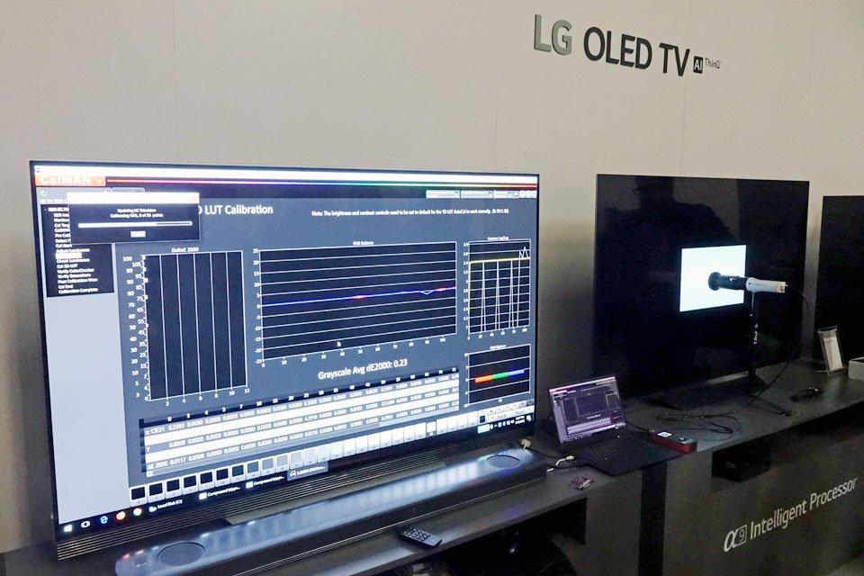 LG 2018 TV Reviewers Workshop, Part 1 - AVSForum com