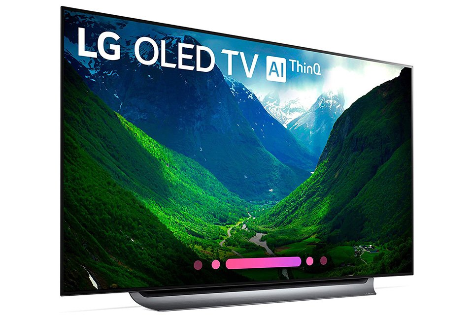lg c8 4k tv