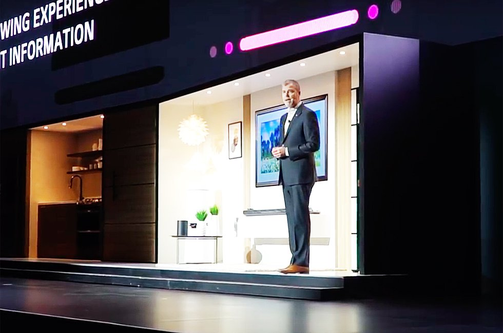 The Full LG Press Conference from CES 2018: AI, 2018 OLEDs, A9 Processor and More