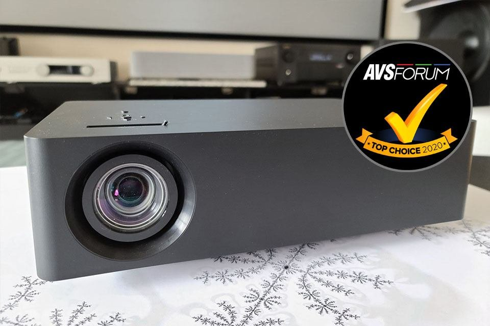 LG HU70LAB 4K RGB LED DLP Projector: Hands-On & Review