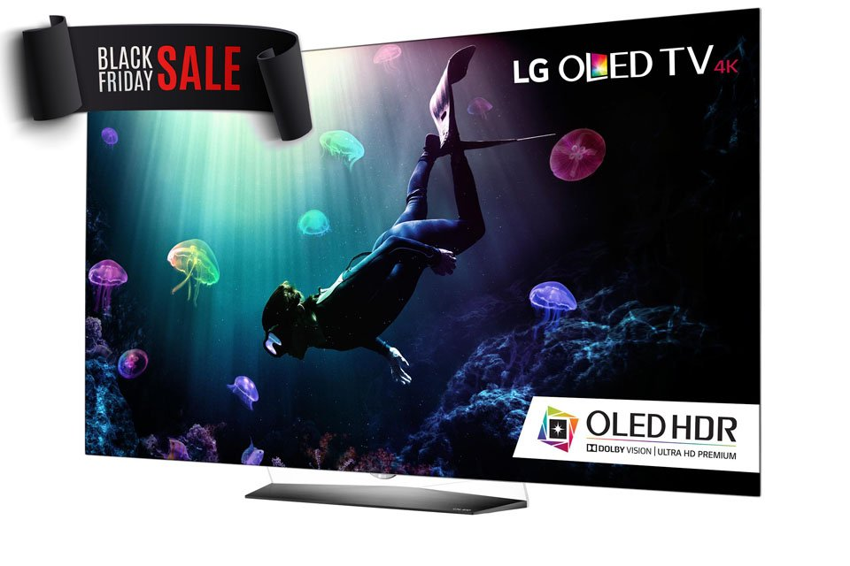 LG OLED Black Friday Sale