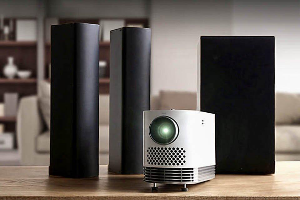 LG ProBeam HF80JA Projector