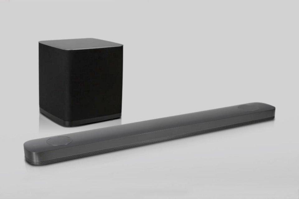 LG SJ9 soundbar