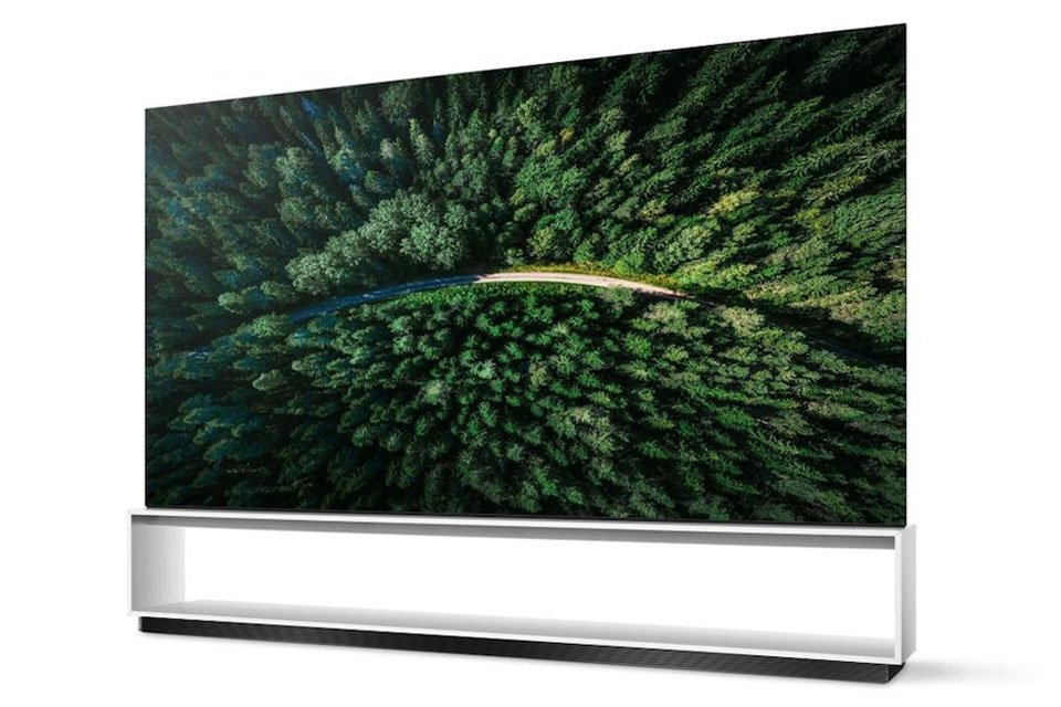 LG Begins Sales of 88Z9 8K OLED TV
