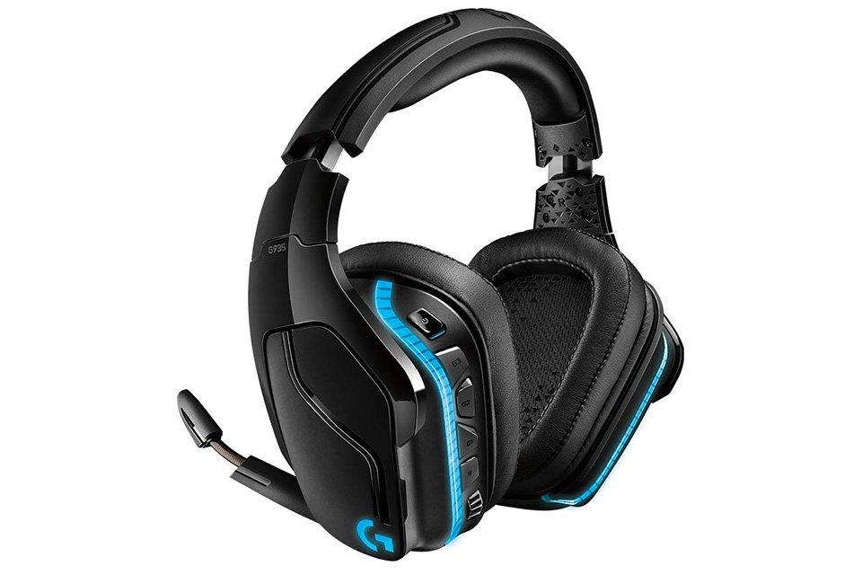 logitech g935 wireless headset