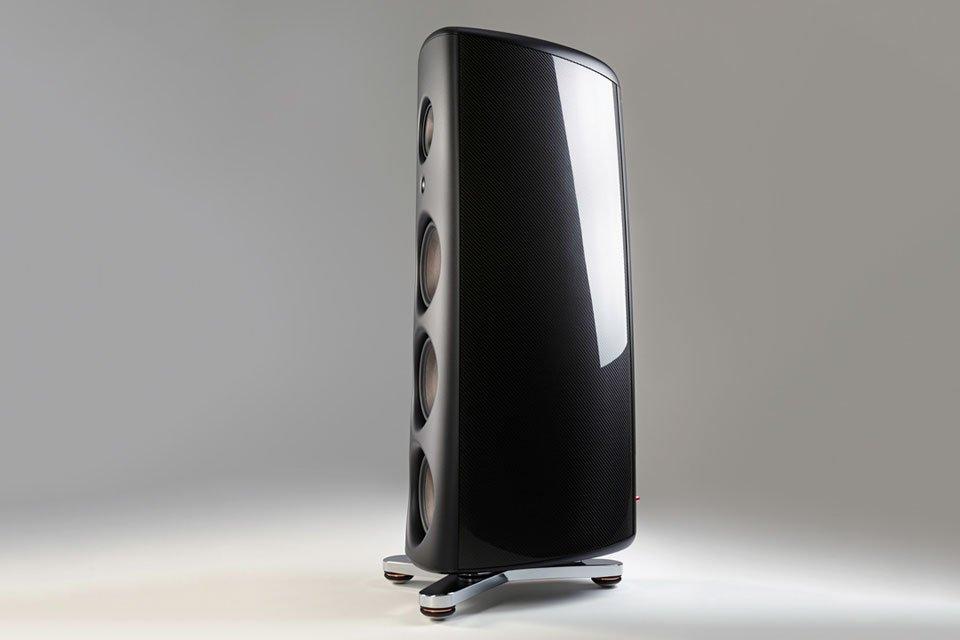 Magico M6 Floorstanding Speaker Unveiled
