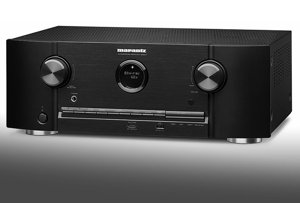 Marantz Rolls Out SR5011 7.2-Channel AVR