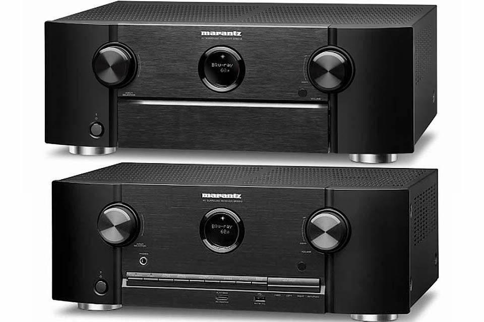 Marantz SR6012 & SR5012 AV Receivers Launched