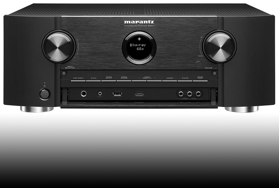 Marantz Announces SR6011 11.2-Channel AVR