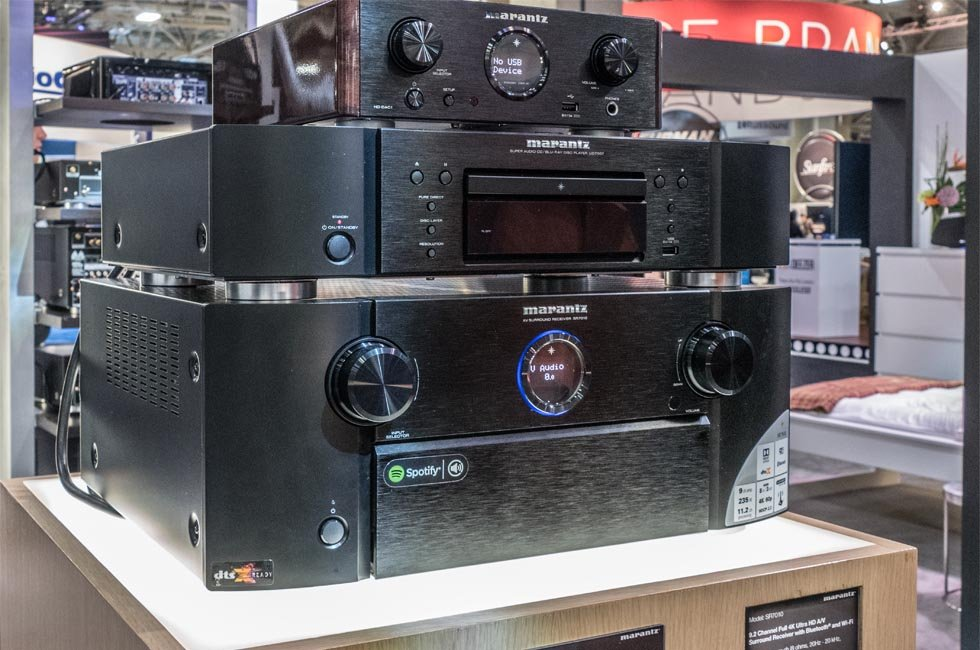 Denon and Marantz at CEDIA 2015