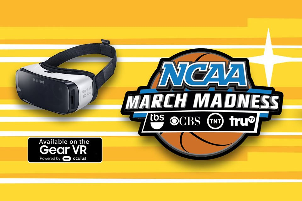 Watch Six March Madness Games Live in VR