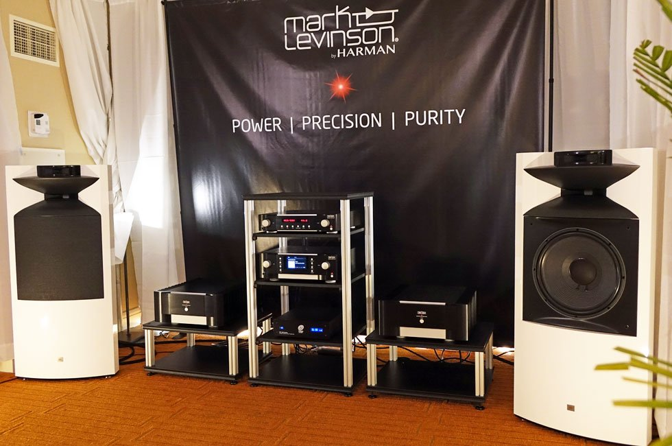 Mark Levinson at THE Show Newport 2016