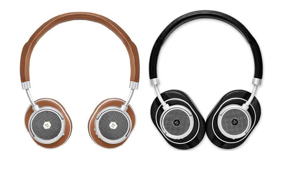 Master & Dynamic MW50+ On-Ear & Over-Ear Wireless Bluetooth Headphones Debut
