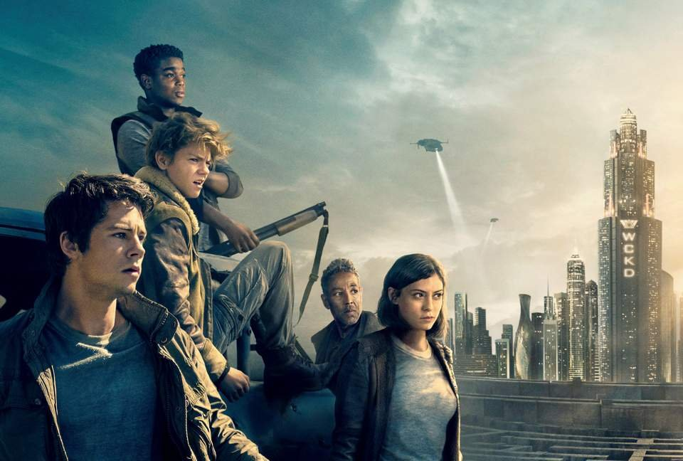 Maze Runner: The Death Cure Ultra HD Blu-ray Review