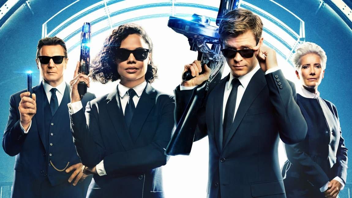 Men in Black: International Ultra HD Blu-ray Review