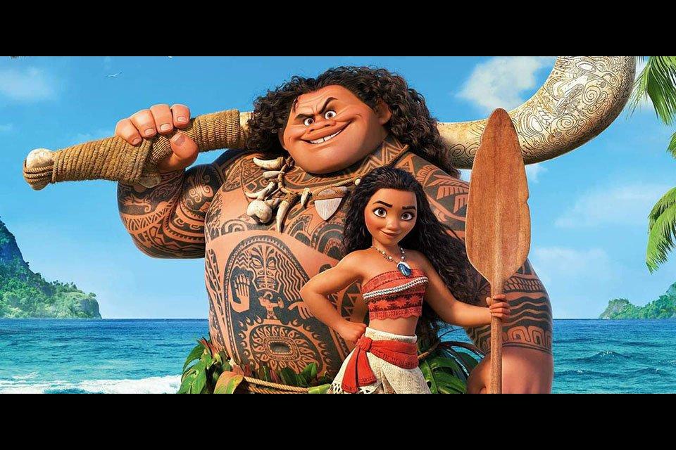 Moana 3D Blu-ray Review