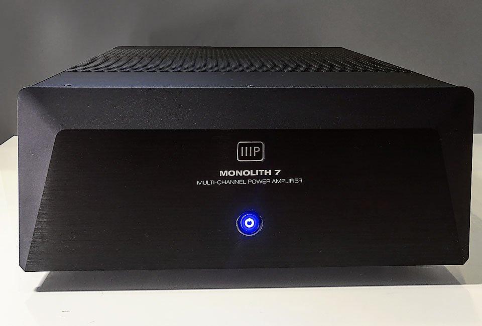 Monoprice Monolith 7 Amplifier Review