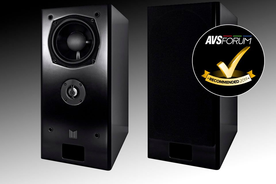 Speaker Deal: Monolith K-BAS Reference Series Bookshelf for $360/pair