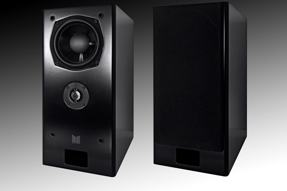 Monoprice Monolith K-BAS Reference Series speaker