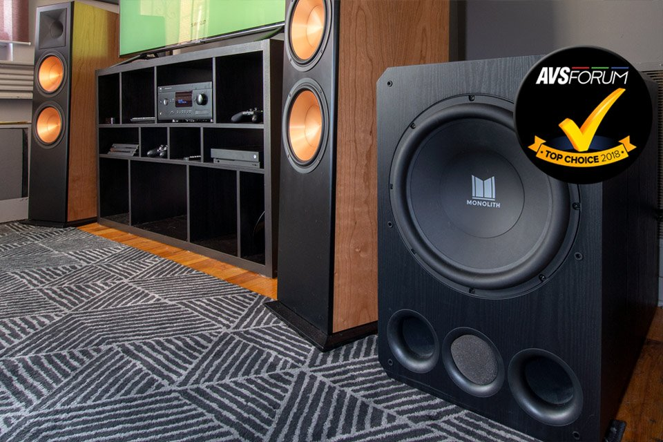 Review: Monoprice Monolith 15″ Ported THX-Ultra Certified Subwoofer