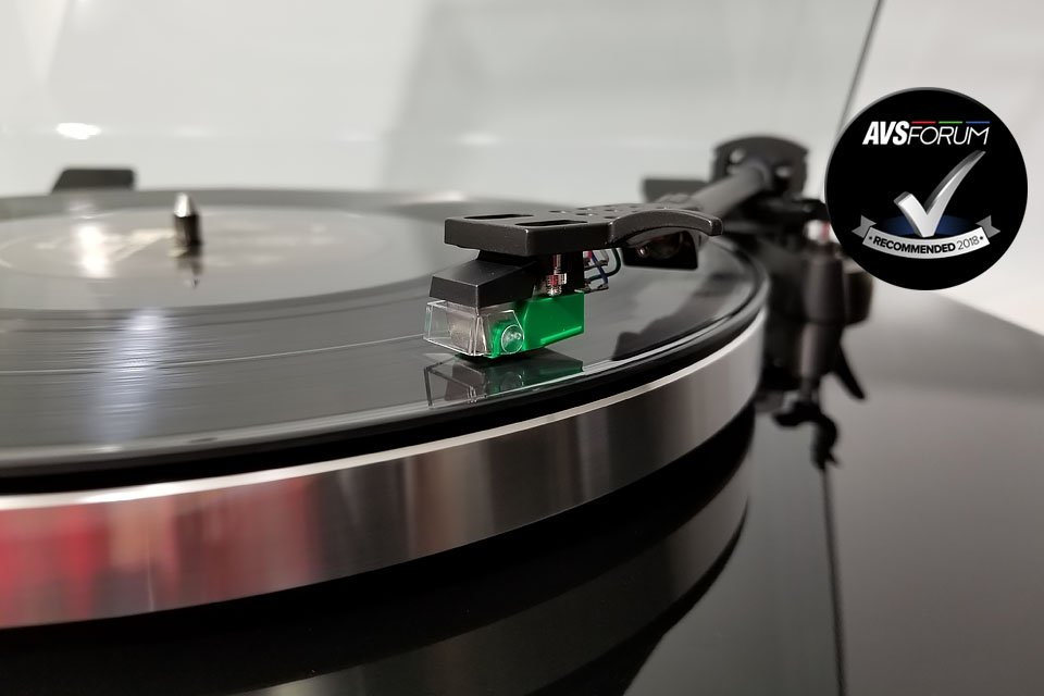 Review: Monoprice Monolith Turntable with AT100E Cartridge